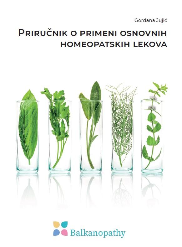 Priručnik o primeni osnovnih homeopatskih lekova