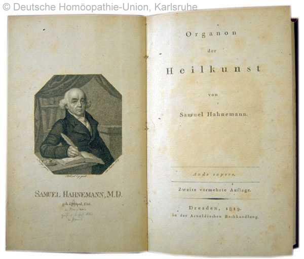 Samuel Haneman - Organon